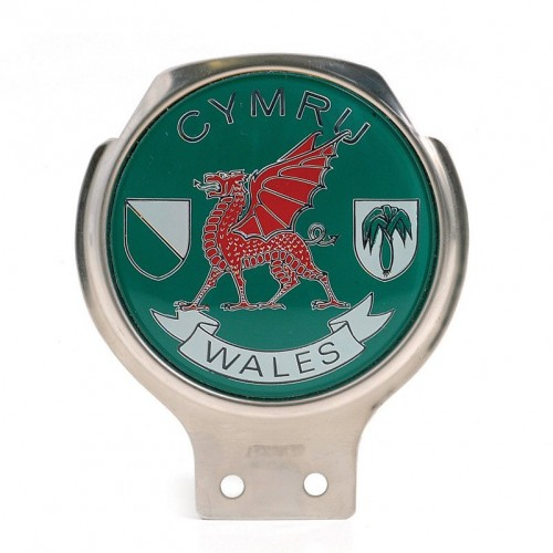 Badge - Wales image #1