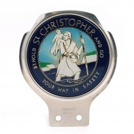 Badge - St. Christopher