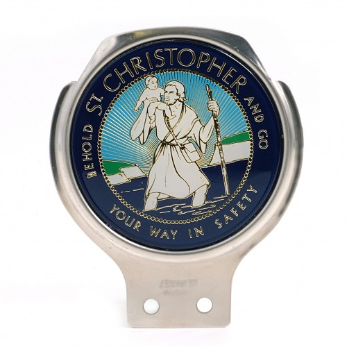 Badge - St. Christopher image #1
