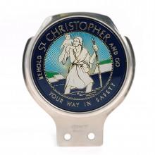 Badge - St. Christopher