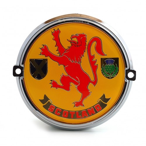 Grille Badge Scotland image #1