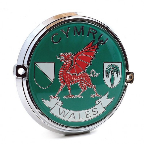 Grille Badge Wales image #1