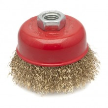 Crimped Wire Cup Brush 80mm