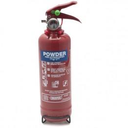 Fire Extinguisher - Hand Held Dry Powder ABC 600g