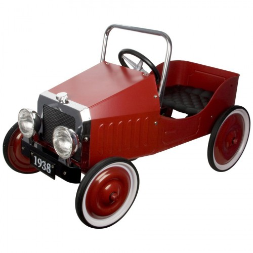 Pedal Car suits 3-5 year olds - Red image #1