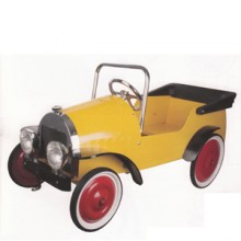 Pedal Car suits 3-7 year olds - Yellow