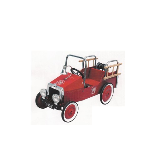 Pedal Car suits 3-7 year olds - Red Fire Engine image #1