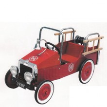 Pedal Car suits 3-7 year olds - Red Fire Engine