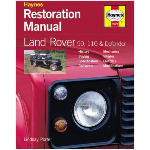 Land Rover 90/110 & Defender image #1