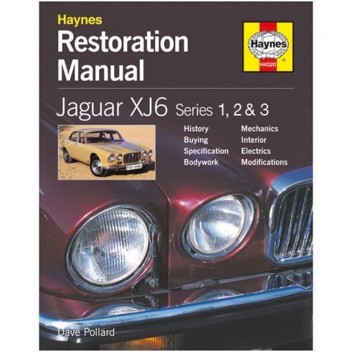Jaguar XJ6 image #1