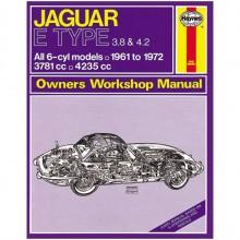 Jaguar E Type 6 Cylinder Haynes Manual