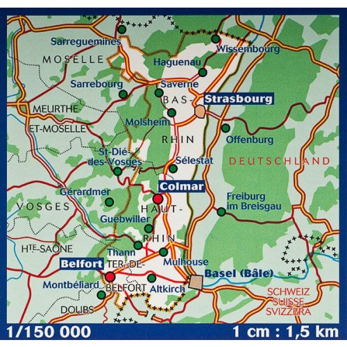 315-Bas-Rhin/Haut-Rhin/Belfort image #1