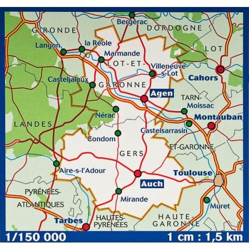 336-Gers/Lot-et-Garonne image #1