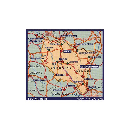 516-Alsace/Lorraine image #1