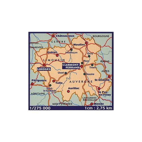 522-Auvergne/Limousin image #1