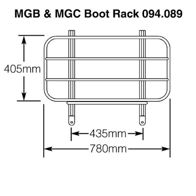 MGB & MGC Stainless Steel