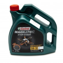 Castrol Magnatec 5W-30 Fully Synthetic Engine Oil C3
