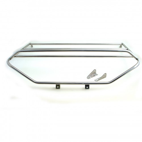 Boot Rack Triumph TR4-5  Stainless Steel image #1
