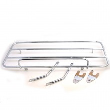 Boot Rack Chrome MG TD