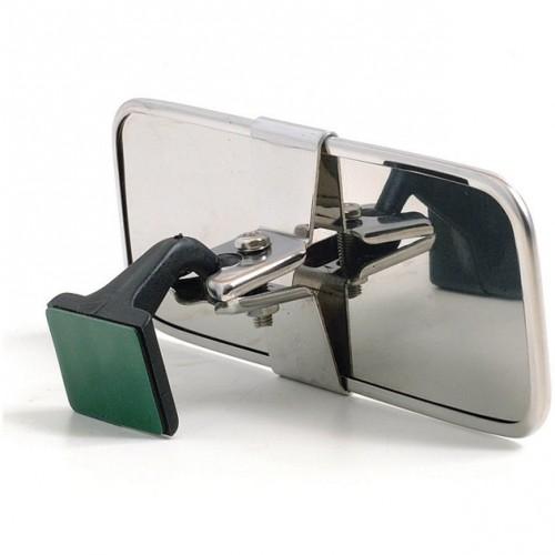 Windscreen Mounted Interior Mirror - Self Adhesive image #1