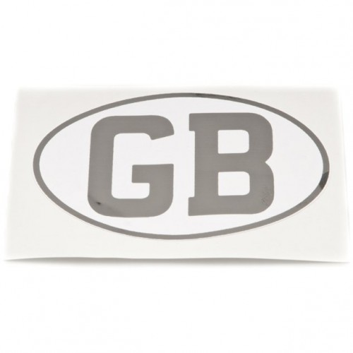 GB Letters Sticker image #1
