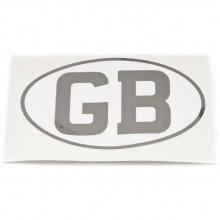 GB Letters Sticker