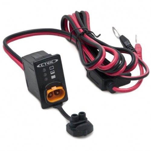 CTEK Battery Charger Panel Mounted with Comfort Indicator image #1