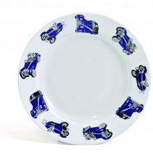 Plate Morgan