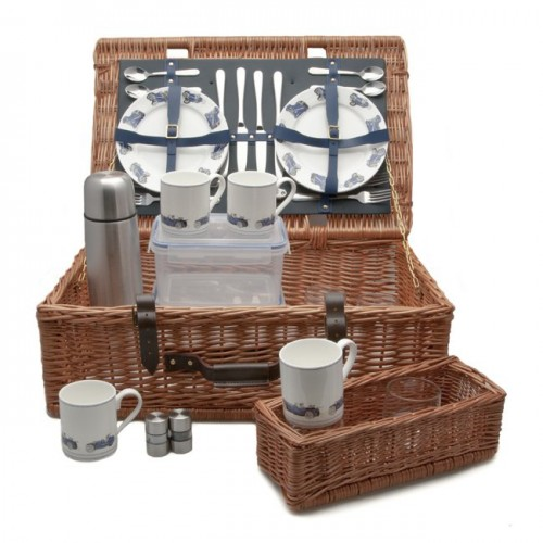 Morgan Picnic Basket (4 person) image #1