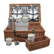 Morgan Picnic Basket (4 person)