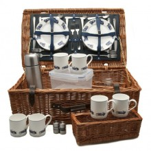 Morgan Picnic Basket (6 person)