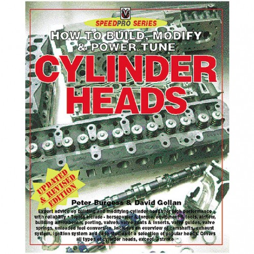 Power Tuning Cylinder Heads image #1