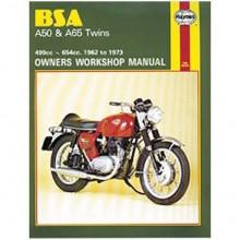 BSA A50 & A65 Twins Haynes Manual