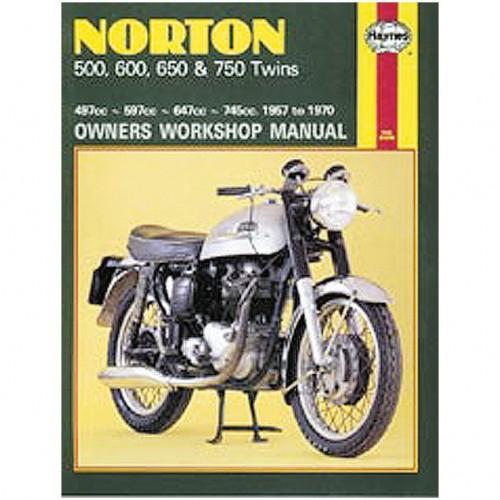 Norton 500/600/650 & 750 Twins image #1