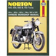 Norton 500/600/650 & 750 Twins