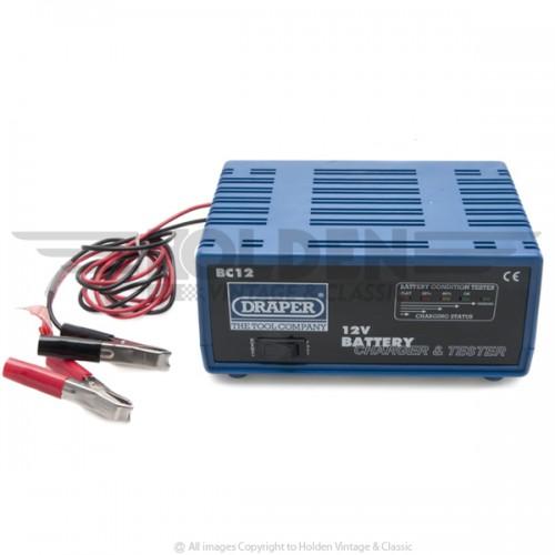 Battery Charger 12 volt image #1
