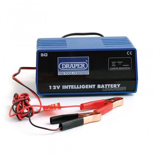 Intelligent Battery Charger - 12 volt image #1