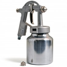Bleeder Type Spray Gun