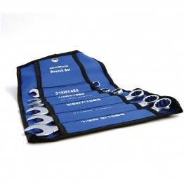 Spanner Set Whitworth/BSF - 6 pieces