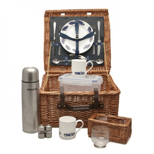 Austin Healey Picnic Basket (2 person) image #1