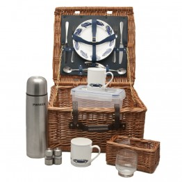 Jaguar Picnic Basket (2 person)