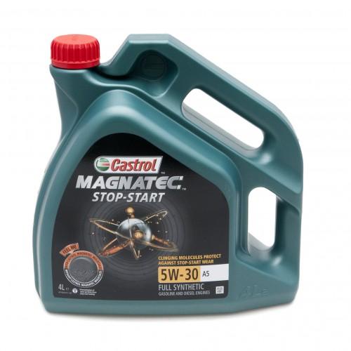 Castrol Engine Oil - Magnatec Start Stop 5w/30 A5 4 Litre image #1