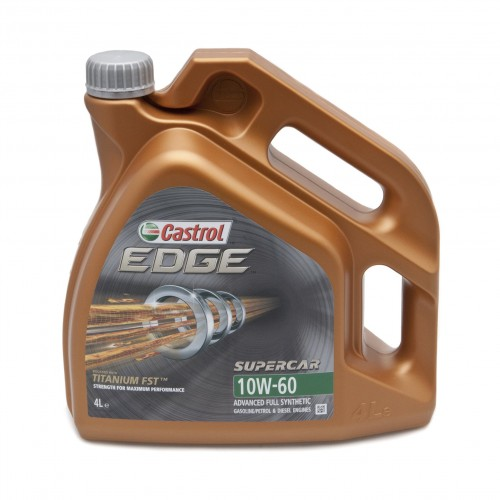 Castrol Edge Sport 10W-60 Engine Oil (4 Litres) image #1