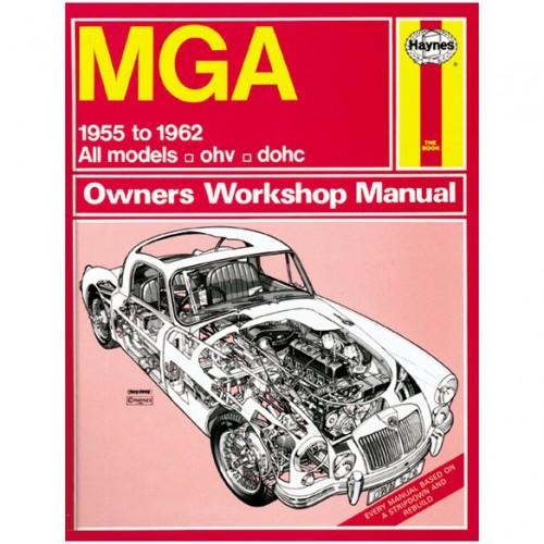 MGA Haynes Manual image #1