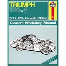 Triumph TR5/TR6 Haynes Manual