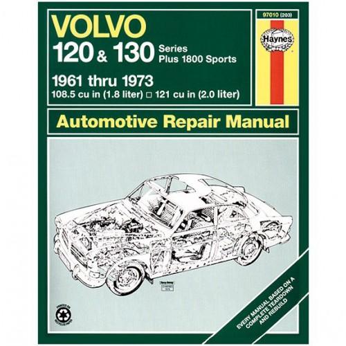 Volvo 120/130 and P1800 Haynes Manual image #1