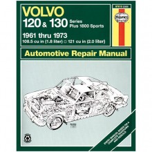 Volvo 120/130 and P1800 Haynes Manual