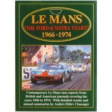 Le Mans 1966-1974