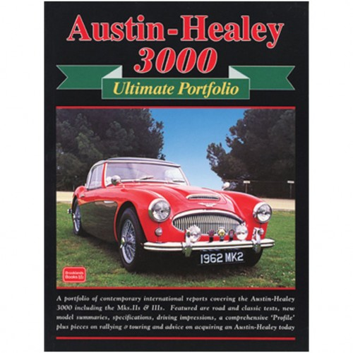 Austin Healey 3000 image #1