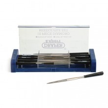 Needle File Set - Diamond Type